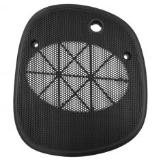 95-05 GM Mid Size SUV; 94-04 GM Mid Size PU Black Front Speaker Grille Cover Replacement RF (GM)