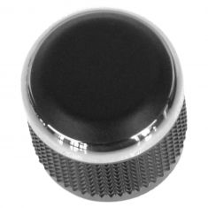 08-11 Chrysler, Dodge, Jeep Multifit (w/RER or REN Radio) Radio Control Knob Replacement (Mopar)