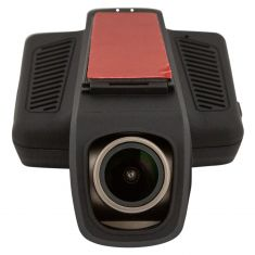 ROVI: Low Profile Dashcam w/1080p HD Resolution, Extra Wide 170 Deg Panoramic View Lense & Loop Rec