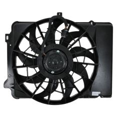Ford Lincoln Mercury Radiator Cooling Fan Assy