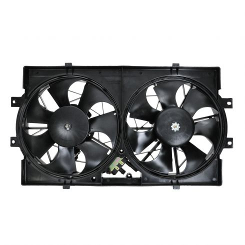 Stupendous How To Replace Radiator Cooling Fan 93 97 Dodge Intrepid 1A Auto Wiring Cloud Toolfoxcilixyz