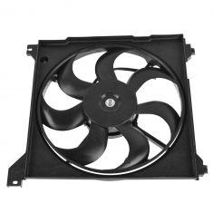 TYC 600700 Hyundai//Kia Replacement Radiator Cooling Fan Assembly