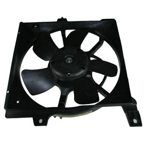 98-99 Nissan Sentra (2.0L, Automatic Transmission) Radiator Motor Cooling Fan Assembly