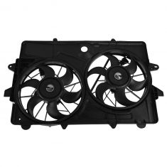 05-07 Ford Mercury Escape Mariner Radiator A/C Cooling Fan for 2.3L