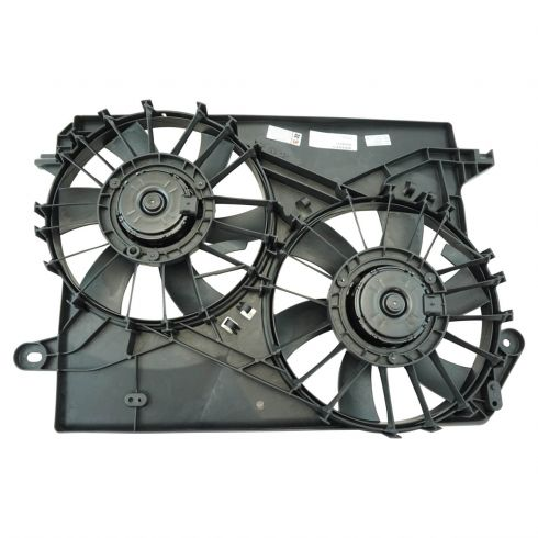 621160 TYC 621160 COOLING FAN ASSEMBLY