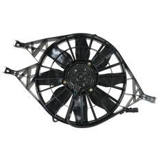 Dodge Dakota Durango Radiator Cooling Fan Embly 2002 04 3 7l 9l 4 2000