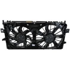 06-10 GM Midsize Car 5.3L; 3.9L with Police Dual Fan Assembly