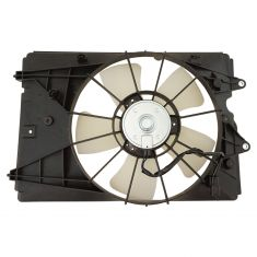 09-15 Honda Pilot; 09-14 Ridgeline w/3.5L Radiator Cooling Fan Assembly LH