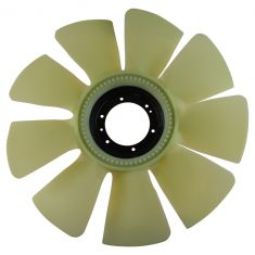 Dodge Ram 2500, 3500, 4500, 5500; 03-07 w/5.9L Diesel; 07-09 6.7L Diesel Engine Fan Blade