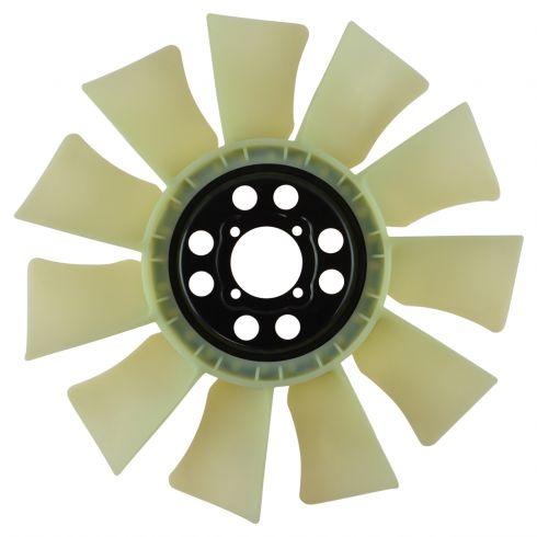02-03 Blackwood; 97-04 Expdtn; 97-04 F150; 97-99 F250LD; 98-04 Navigator 11 Spoke Engine Fan Blade