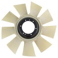 99-03 F450SD, F550SD; 03-07 F250SD, F350SD; 04-10 FS Van: 03-05 Excursion 6.0L Diesel Eng Fan Blade