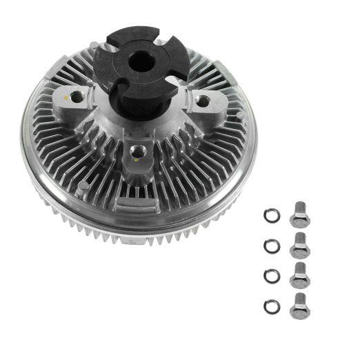 How To Replace Radiator Fan Clutch 73-91 GMC Jimmy | 1A Auto