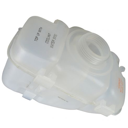 99-04 Volvo C70; 99-00 S70; 01-07 V70 01-09 S60; 99-06 S80 Radiator Overflow Bottle (w/o Cap)