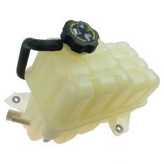 01-06 Silverado, Sierra 2500, 3500 w/6.6L Diesel Radiator Overflow Bottle w/Cap