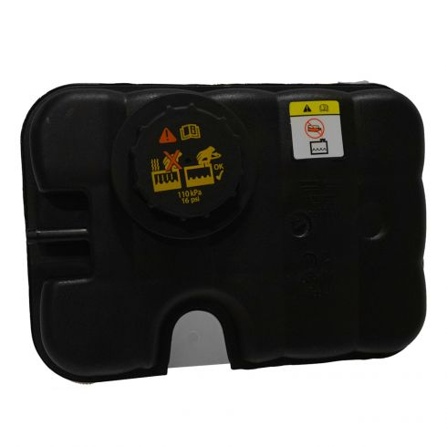 03-11 Crown Vic, Grand Marq, Towncar; 03-04 Marauder Radiator Overflow Tank w/Cap