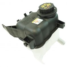 11-17 Ford Explorer; 10-16 Lincoln MKS; 08-16 Taurus; 08-09 Taurus X Radiator Overflow Bottle w/Cap