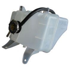 01-06 Stratus, Sebring (exc 2dr Cpe) w/2.7L Coolant Recovery Overflow Tank w/Cap & Hoses (Mopar)