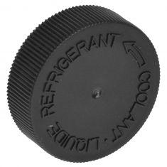 03-15 infiniti, nissan multifit coolant overflow reservoir tank black cap ( nissan)