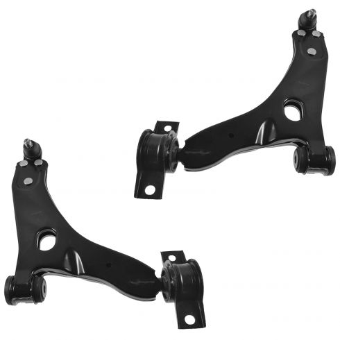 Mevotech GK80406 Control Arm and Ball Joint Assembly