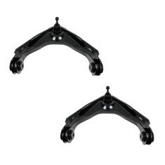 99-08 Chevy GMC Hummer Front Upper Control Arm w/Ball Joint Pair