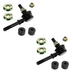 85-02 Nissan, Mercury Multifit Front Sway Bar End Link LF = RF PAIR