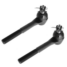 79-02 Ford Lincoln Mercury RWD Front Inner Tie Rod Assy LF = RF PAIR