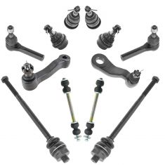 01-07 GM Full Size PU SUV Front Suspension Kit (12 Piece Set)