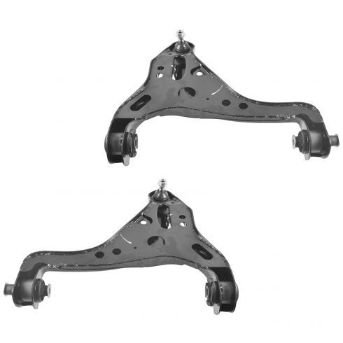 06-10 Explorer, Mountaineer; 07-10 Sport Trac Front Lower Control Arm w/Balljoint Pair