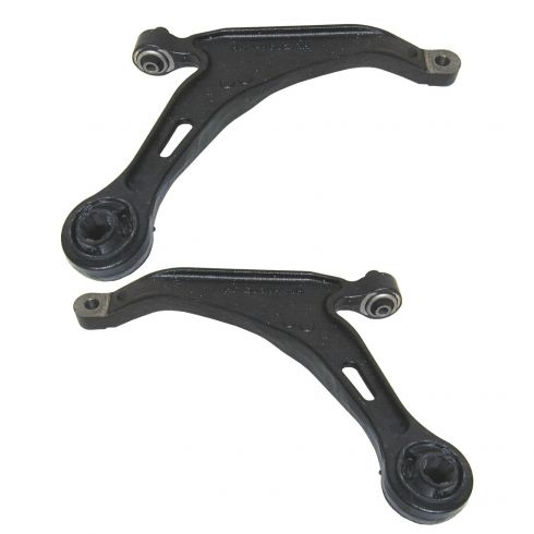 95-97 Volvo 960; 97-98 S90, V90 Front Lower Control Arm (w/o Balljoint) PAIR