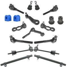 98-02 Ford Lincoln Mercury RWD Front Steering/Suspension Kit