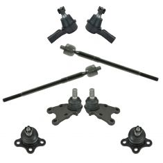 98-02 Passport; 98-00 Amigo; 02-04 Axiom; 98-04 Rodeo; 01-03 Rodeo Sport Ball Joint/Tie Rod End Kit