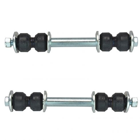 57-91 GM, Chrysler, Ford Full Size Passenger Car Multifit Front Stabilizer Bar Link Kit PAIR