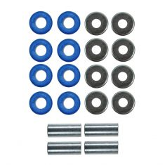 89-97 Ford Thunderbird, Mercury Cougar; 93-98 Lincoln Mark VIII Front Strut Rod Bushing Kit PAIR