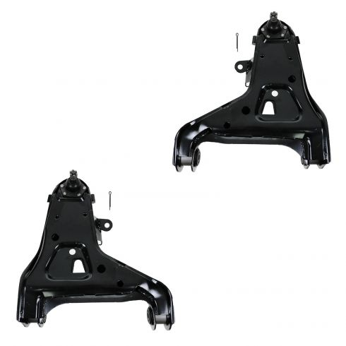83-00 GM Mid Size PU & SUV 4WD Front Lower Control Arm PAIR