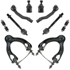 92-95 Honda Civic Front Suspension Kit (10 Piece)