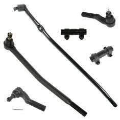 92-06 Ford E250, E350; 00-06 E450 Van 6 Piece Suspension Kit