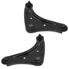 11-14 Nissan Juke, 11-12 Leaf Front Lower Control Arm w/ Ball Joint Pair