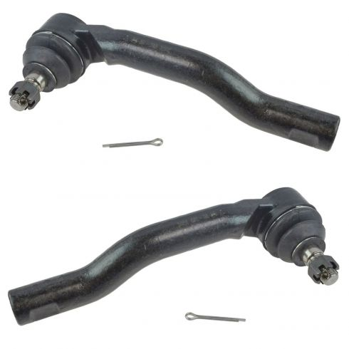 07-14 Ford Edge; 07-15 Lincoln MKX Front Outer Tie Rod End PAIR