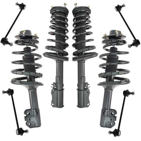 Suspension Strut and Coil Spring Assembly Front Right fits 13-15 Toyota Avalon