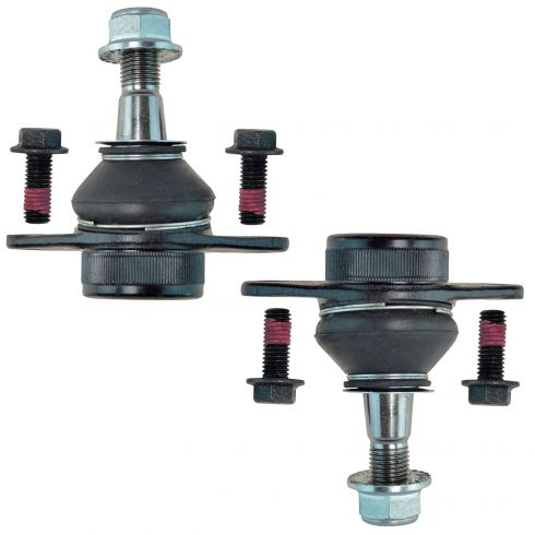 03-14 Volvo XC90 Front Lower Ball Joint Pair