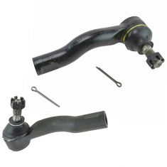 01-05 Rav4; 05-10 Scion TC Front Outer Tie Rod End Pair