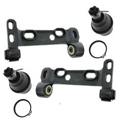 02-09 GM Saab Isuzu Mid Size SUV Suspension Kit (4 Piece)