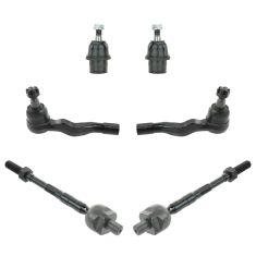 03-09 Nissan 350Z; 03-07 Infinti G35 Steering & Suspension Kit (6 Piece)