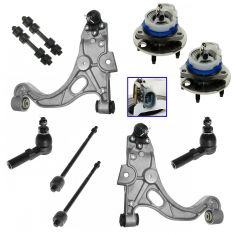 98-05 GM Mid Size FWD Multifit Front Suspension Kit (10 Piece)