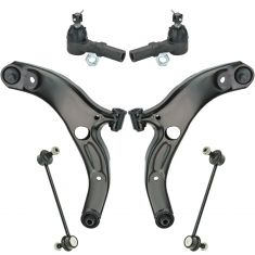 99-00 Mazda Protege Front Steering & Suspension Kit (6 Piece)