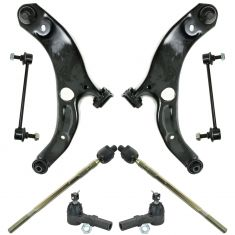 99-00 Mazda Protege Front Steering & Suspension Kit (8 Piece)
