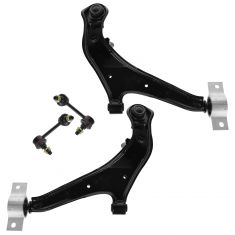 00-01 Infiniti I30; 02-04 I35; 99-03 Nissan Maxima Front Steering & Suspension Kit (4 Piece)