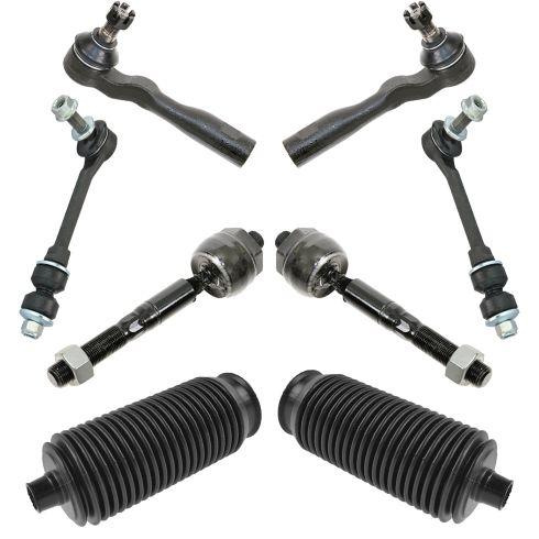 03-06 Toyota Tundra; 03-07 Sequoia Front Steering & Suspension Kit (8 Piece)