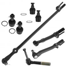 05-07 Ford F250-F550SD 4WD Front Steering & Suspension Kit (8 Piece)