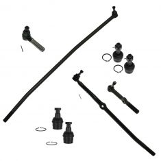 94-97 Dodge Ram 2500 3500 Steering & Suspension Kit (8 Piece)